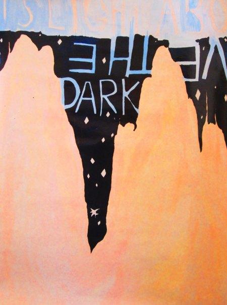 Light Dark, Oil, Gloss, Pigment
