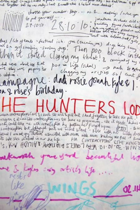 the hunters lodge