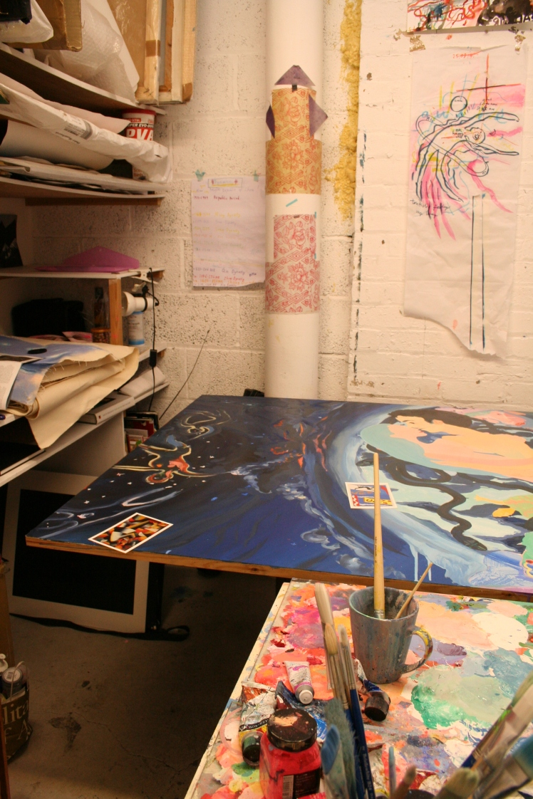 OCTOBER STUDIO towards Abstraction 090