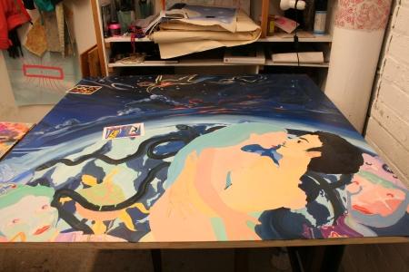 OCTOBER STUDIO towards Abstraction 091
