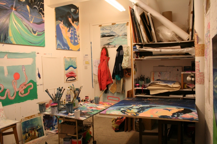 OCTOBER STUDIO towards Abstraction 092