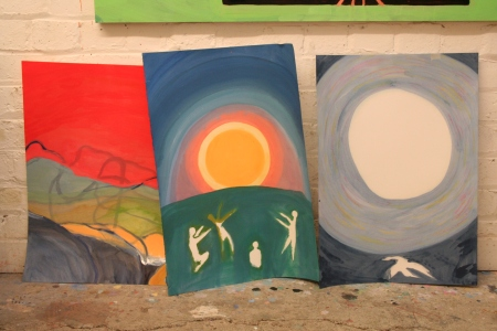 OCTOBER STUDIO towards Abstraction 093
