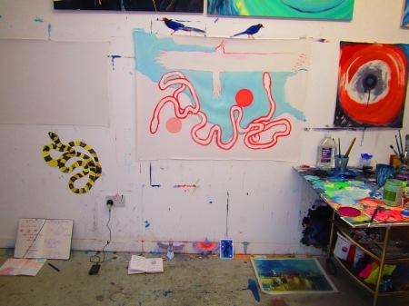 OCTOBER STUDIO towards Abstraction 106