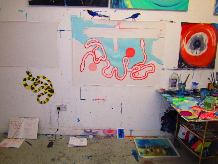 OCTOBER STUDIO towards Abstraction 106