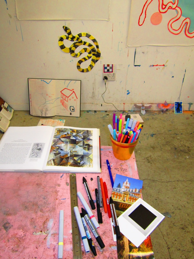 OCTOBER STUDIO towards Abstraction 108