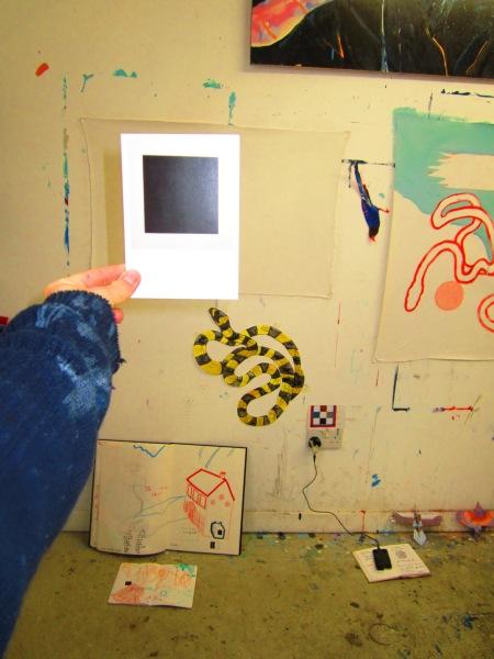 OCTOBER STUDIO towards Abstraction 110