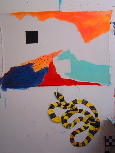 OCTOBER STUDIO towards Abstraction 113